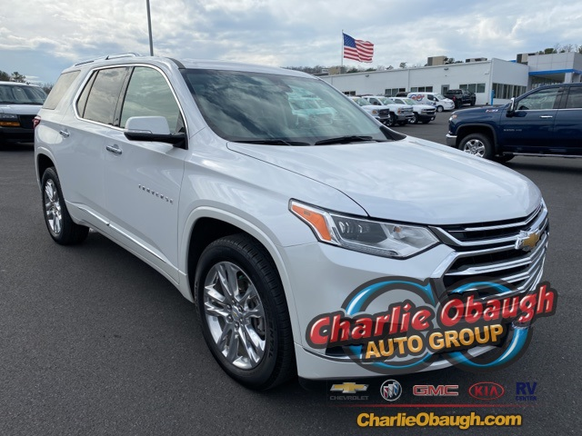 Certified Pre-Owned 2019 Chevrolet Traverse High Country
